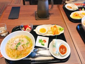 momo's Aroma room 京都のリンパマッサージ & アロマ-こんなん食べてますねん。