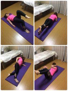 momo's Aroma room 京都のリンパマッサージ & アロマ-夏までに!後ろ姿を美しくするトレーニング