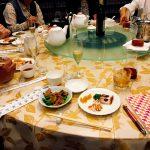 momo's Aroma room 京都のリンパマッサージ & アロマ-老香港酒家京都でダイエット食事会でした。
